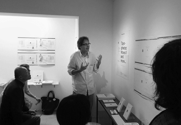 Lecture Night with Romano Haenni at print gallery tokyo, プリントギャラリー〈ロマノ・ヘニによるレクチャー〉