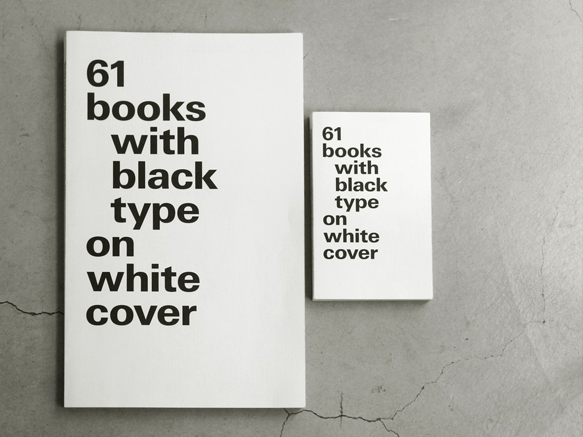 Bernd Kuchenbeiser 61 books with black type on white cover